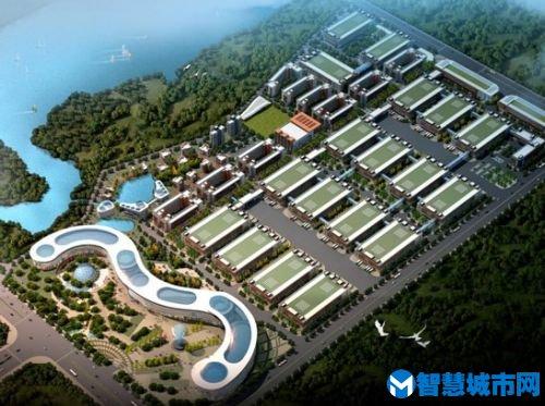 深圳罗湖智慧城市产业园开园
